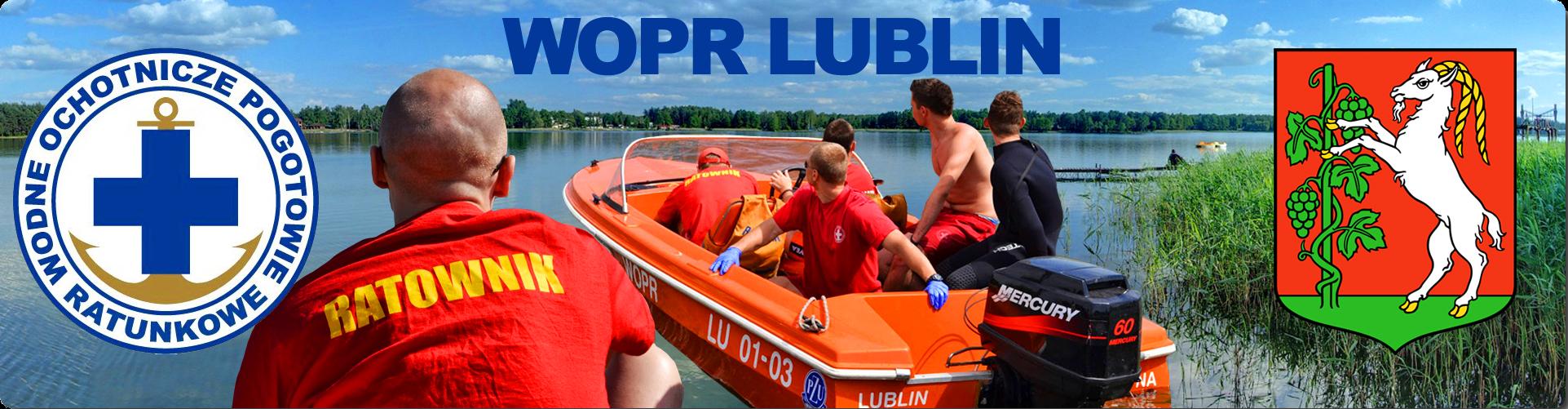 Rejonowe WOPR w Lublinie